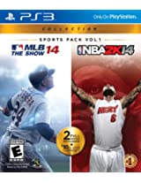 Mlb 14 the Show/NBA 2k14 Combo Pack (2 Disc)