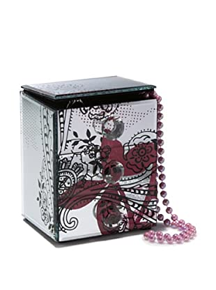 Allure Princess Jewelry Box with 3 Drawers & open top