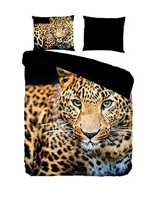 PURE Bettwäsche Leopard