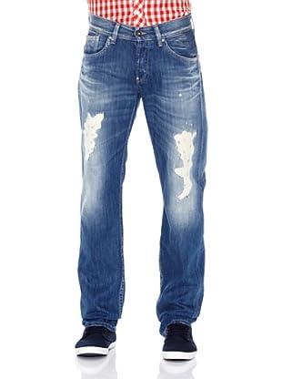 Pepe Jeans London Vaquero Crunch (Azul)