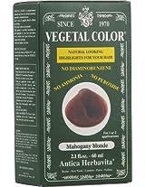 Bioforce Herbatint Vegetal Hair Color, Mahogany Blonde, 2.1 Fluid Ounce