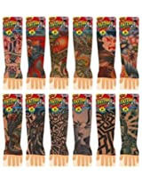 Ja Ru Totally Tattoo Sleeve Party Favor(Pack Of 3)Assorted