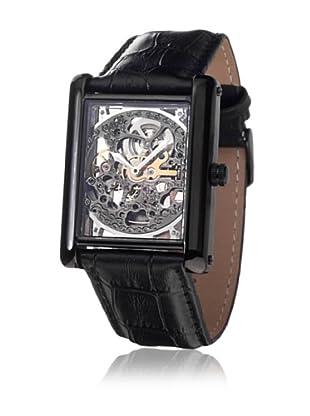 Yves Camani Reloj Julien Skelett Automático Negro