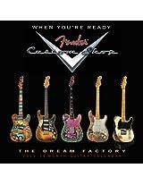 Fender Custom Shop Guitar 2013 Calendar (16 Month Wall Calendar)