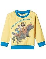 Chhota Bheem Boys' Sweatshirt