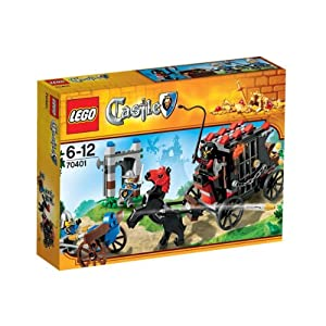 レゴ キャッスル ゴールド・逃走 70401