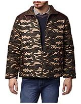 Yepme Men's Brown Polyester Jacket-YPMJACKT0131_L