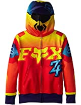 Fox Big Boys' Imperial Full Zip Fleece