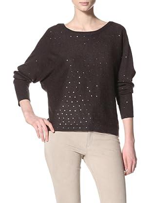 Acrobat Women's Sequin Sweater (Godiva)