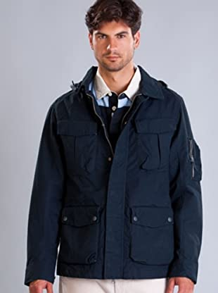 Timberland Cazadora Pockets (Azul Marino)