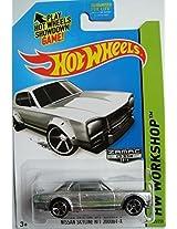 2014 Hot Wheels Hw Workshop Zamac Edition - Nissan Skyline H/T 2000GT-X [Ships in a Box!]