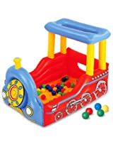 Bestway - Childrens Inflatable Train play Center