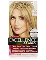 L'Oreal Excellence #8.5A Champagne Blonde Hair Color 1 ct