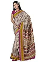 Kothari Saree (KT0104_Beige Pink)