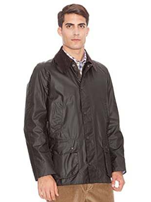 Barbour Chaqueta Encerada Engineered (Chocolate)