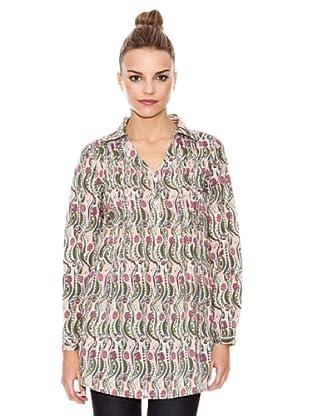 Laga Camisa Estampada (Multicolor)
