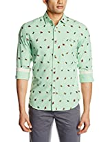 Locomotive Men's Casual Shirt