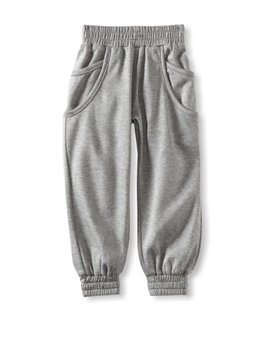 A for Apple Kids Mikey Pants (Grey)