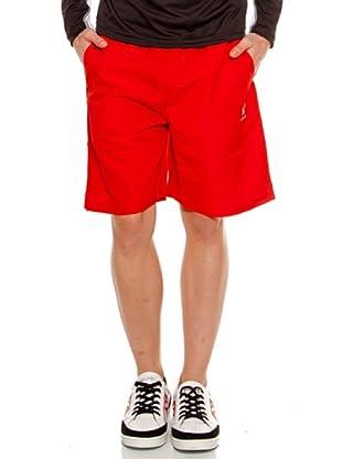 Kelme Pantalón Corto Casual (Rojo)