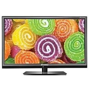 Sansui Brush Art SJX32HB-2F 81 cm (32 inches) HD Ready LED TV (Black)
