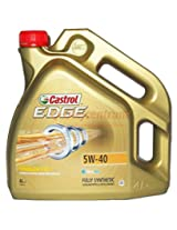 Castrol EDGE Engine Oil 5W-40 4L