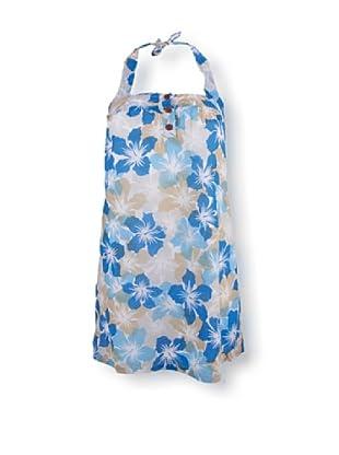 Chiemsee Vestido Brea (Azul)
