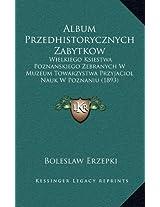 Album Przedhistorycznych Zabytkow: Wielkiego Ksiestwa Poznanskiego Zebranych W Muzeum Towarzystwa Przyjaciol Nauk W Poznaniu (1893)