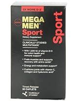GNC Mega Men Sport, 90 capsules