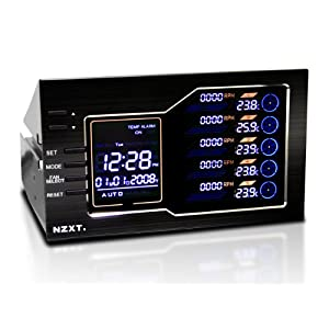 NZXT Sentry LX High Performance Fan Controller (Black)