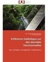 Inference Statistique Sur Des Donnees Fonctionnelles (Omn.Univ.Europ.)