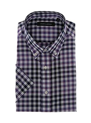 Pierre Clarence Camisa de manga corta (lila)