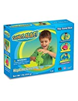 Play Visions Sands Alive! Key Lime Green Sand Box