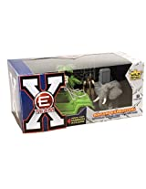 Wild Republic E-Team X Safari Playset