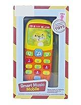 Smart Music Mobile- L- 6cm, W- 2.5cm, H-13cm