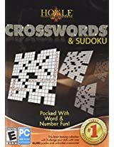 Hoyle Crosswords & Sudoku Packed with Word & Number Fun (PC)