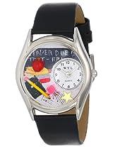 Whimsical Watches Women s Kindergarten Teacher Leather Watch #S0640010