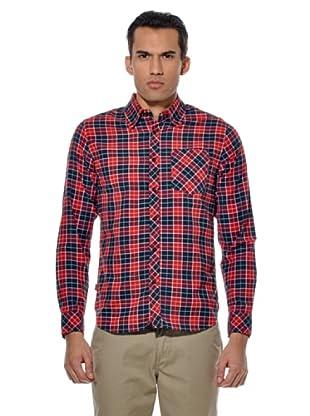 Element Camisa Baker (Rojo)