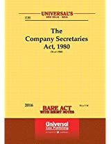 Company Secretaries Act, 1980