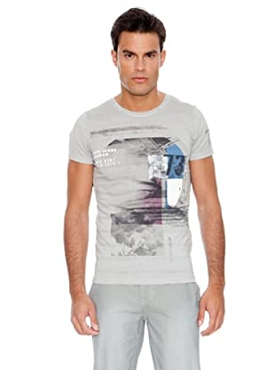 Pepe Jeans London Camiseta Dorset (Gris)