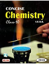 I.C.S.E. Concise Chemistry 2018 - Class 10