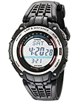 Casio Pedometer SGW-200-1VDR (S057) Watch - For Men
