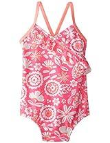 Osh Kosh Baby Girls' Floral Print 1 Piece