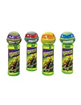Little Kids Teenage Mutant Ninja Turtle Bottles of Bubbles (4-Pack)