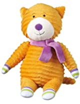 "Monkeez ""Coco"" Mini Yellow Cat Plush"
