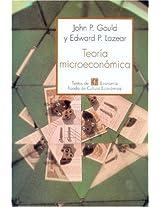 Teoria microeconomica/ Microeconomic Theory