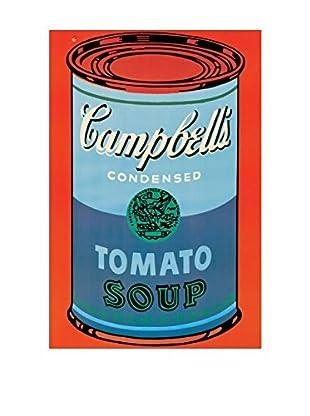 Artopweb Wandbild Warhol Campbell's Soup Can, 1965 - 60x90 cm mehrfarbig