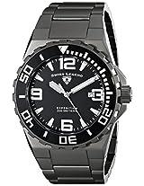 Swiss Legend Men's 10008-GM-11 Expedition Analog Display Swiss Quartz Grey Watch