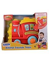 Winfun Animal Sounds Train, Multi Color