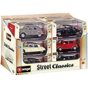Street Classics Collezione Dispenser 6 Pieces Assortment