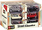 Street Classics Collezione Dispenser 6 Pieces Assortment